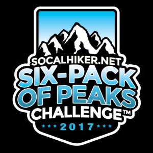 2017 SoCal Six-Pack of Peaks Challenge