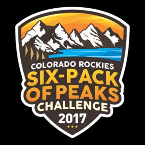 2017 Colorado Rockies Six-Pack of Peaks Challenge