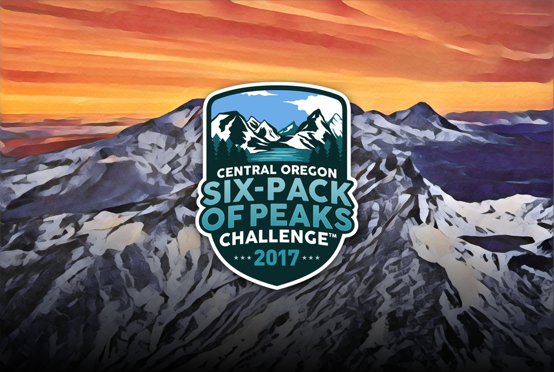 Announcing the Inaugural Central Oregon Six-Pack of Peaks Challenge™
