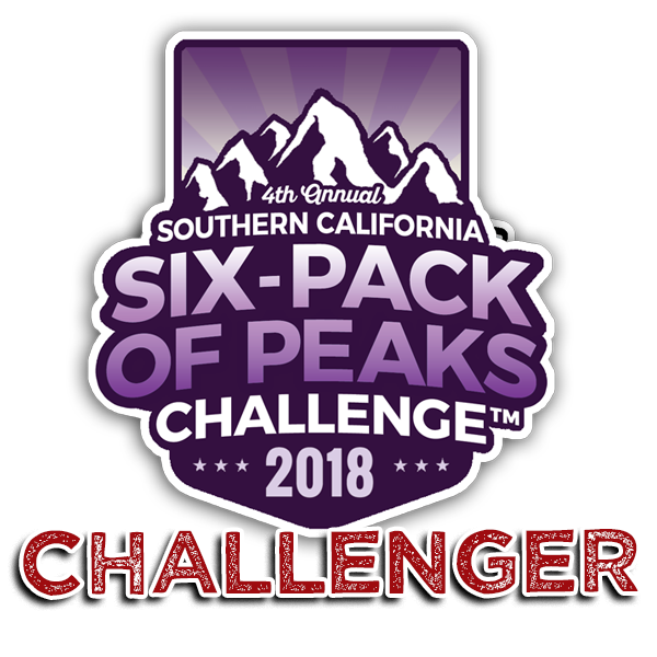 2018 SoCal Six-Pack Challenger