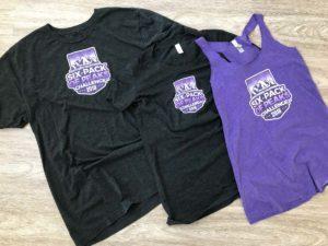 SoCal Six-Pack of Peaks t-shirts