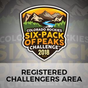 Registered Challengers