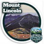 Mount Lincoln Badge