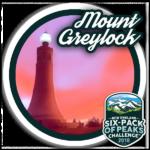 Mount Greylock Badge