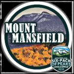 Mount Mansfield Badge