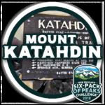 Mount Katahdin Badge