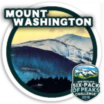 Mount Washington Badge