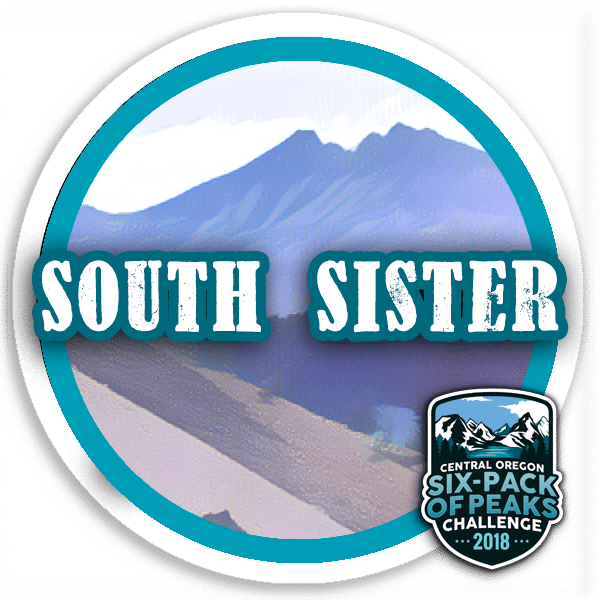 BADGE - South Sister