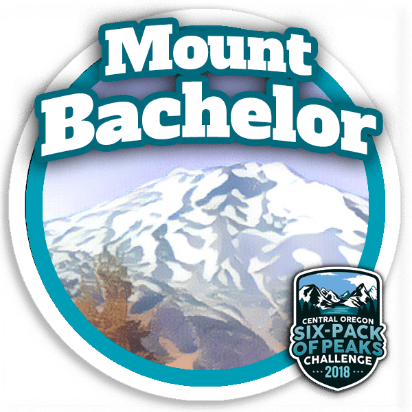 I hiked Mount Bachelor