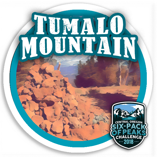 2017 Tumalo Mountain