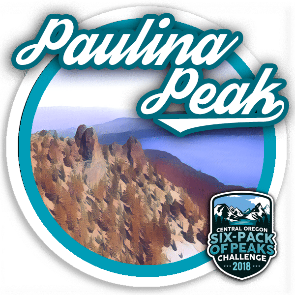 2017 Paulina Peak