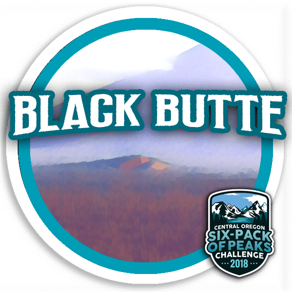 I hiked Black Butte