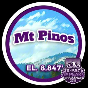 Mt Pinos