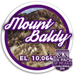 Mount San Antonio -- aka Mount Baldy