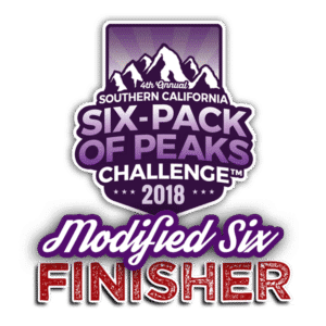 Modified Six-Pack of Peaks Finisher