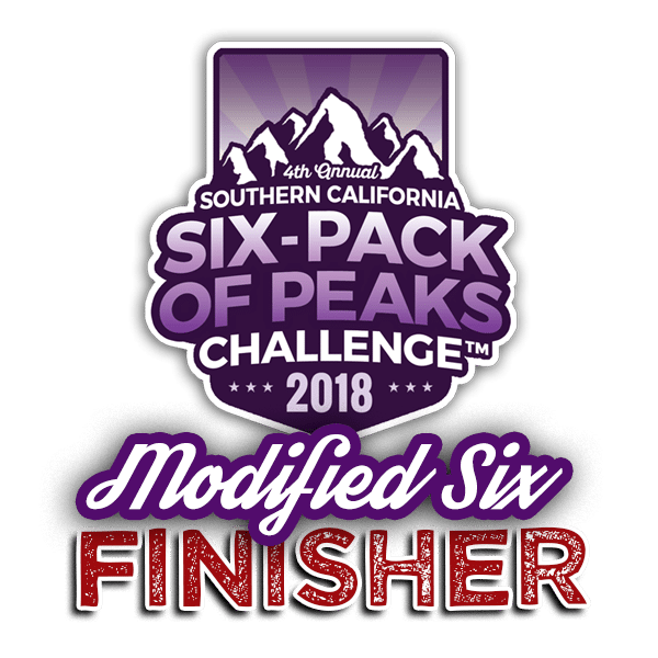 2018 SoCal Modified Six-Pack Finisher