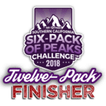 12-Pack of Peaks Finisher