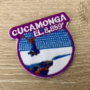 Cucamonga Peak Patch