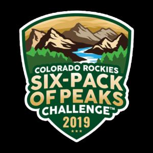2019 Colorado Six-Pack of Peaks Challenge