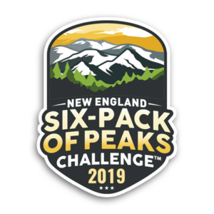 2019 New England Six-Pack of Peaks Challenge