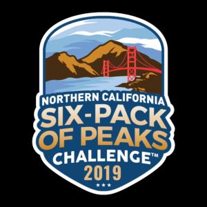 2019 NorCal Six-Pack of Peaks Challenge logo