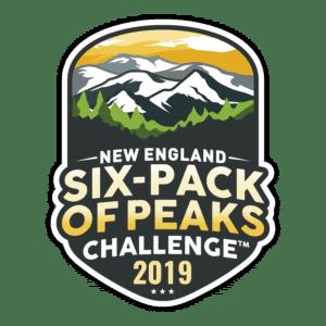2019 New England Six-Pack of Peaks Challenge logo