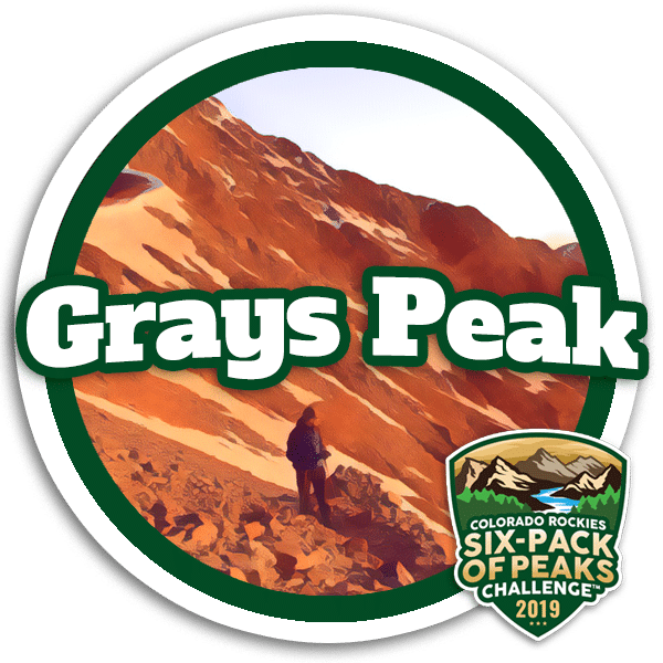 2019 Grays Peak