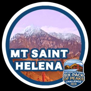 2019 Mount Saint Helena