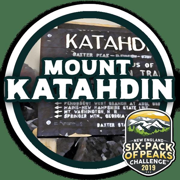2019 Mount Katahdin