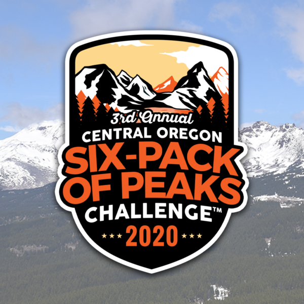 2020 Central Oregon Six-Pack of Peaks Challenge