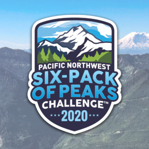 2020 Pacific Northwest Six-Pack of Peaks Challenge