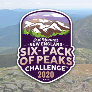 2020 New England Six-Pack of Peaks Challenge