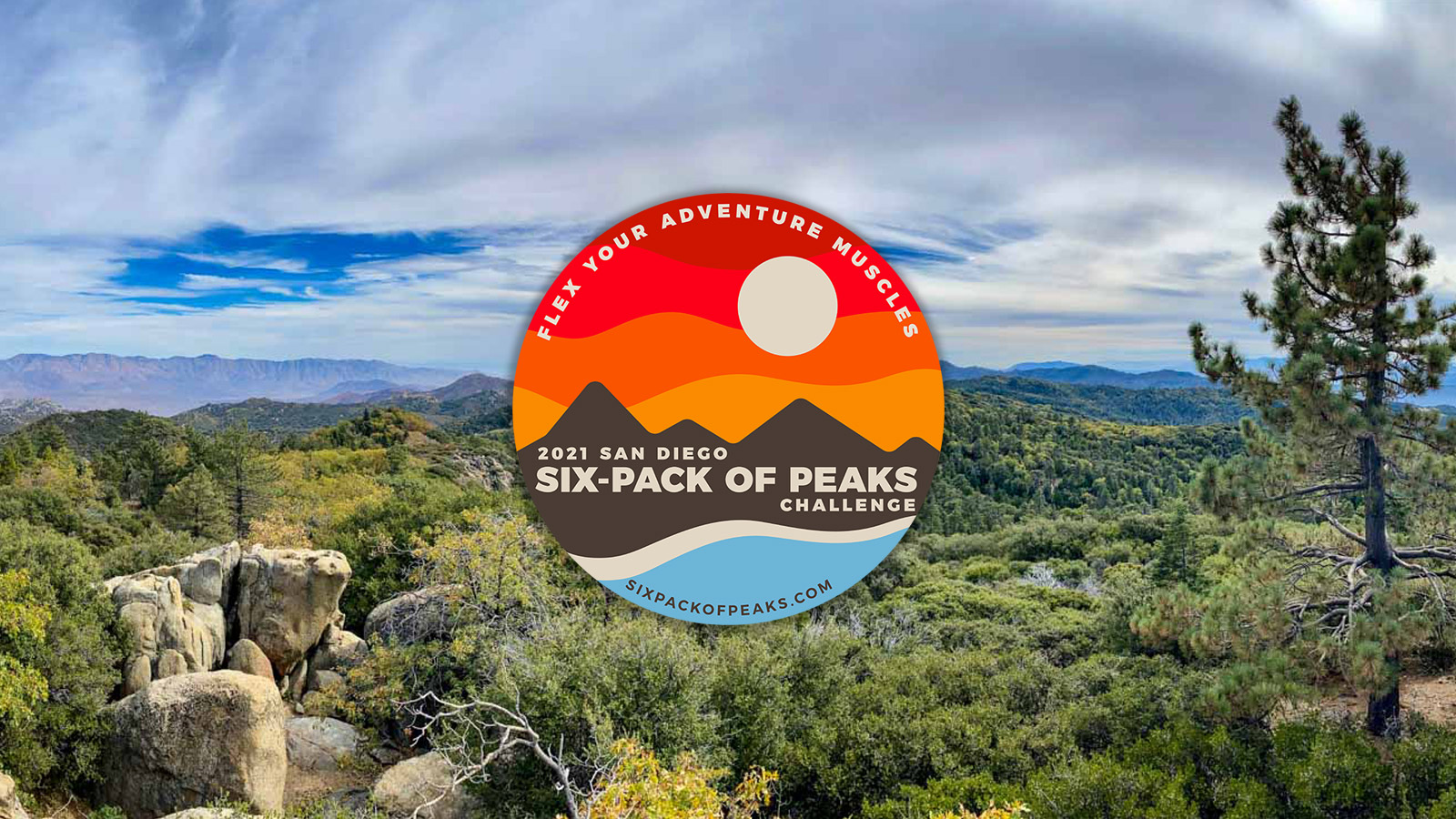 2021 San Diego Six-Pack of Peaks Challenge Discussion Forum