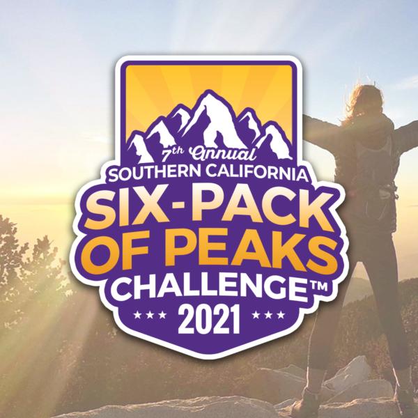 2021 SoCal Six-Pack of Peaks Challenge