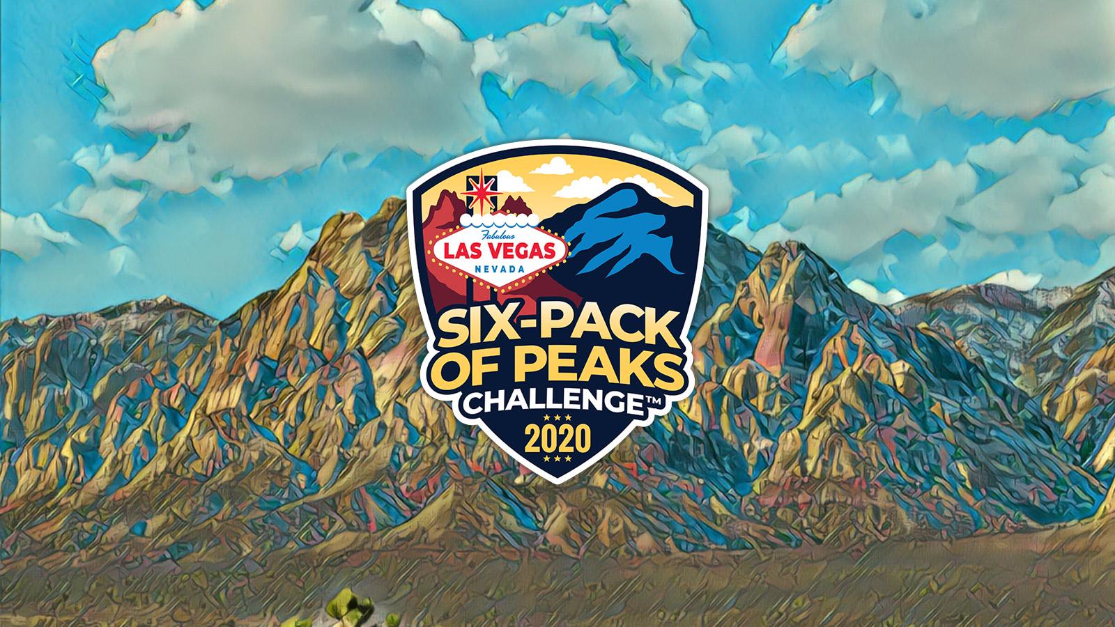2021 Las Vegas Six-Pack of Peaks Challenge Discussion Forum