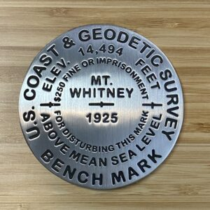 Mount Whitney Benchmark