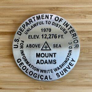 Mount Adams benchmark