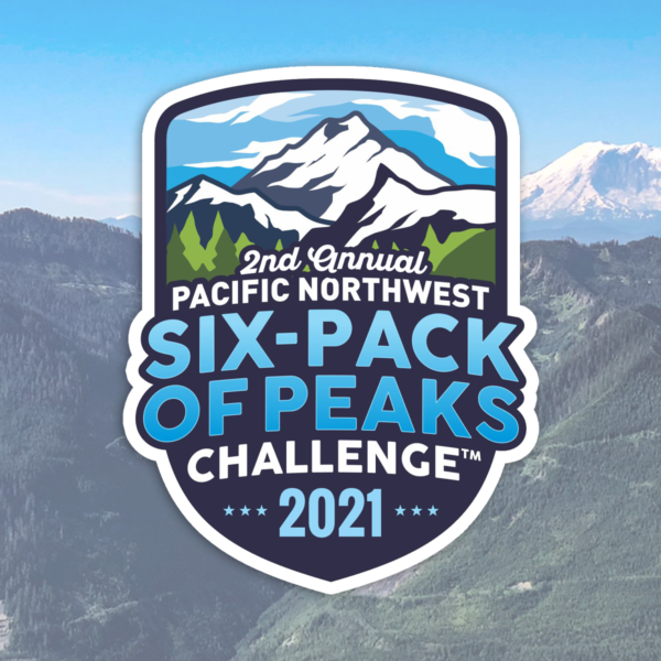 2021 Pacific Northwest Six-Pack of Peaks Challenge
