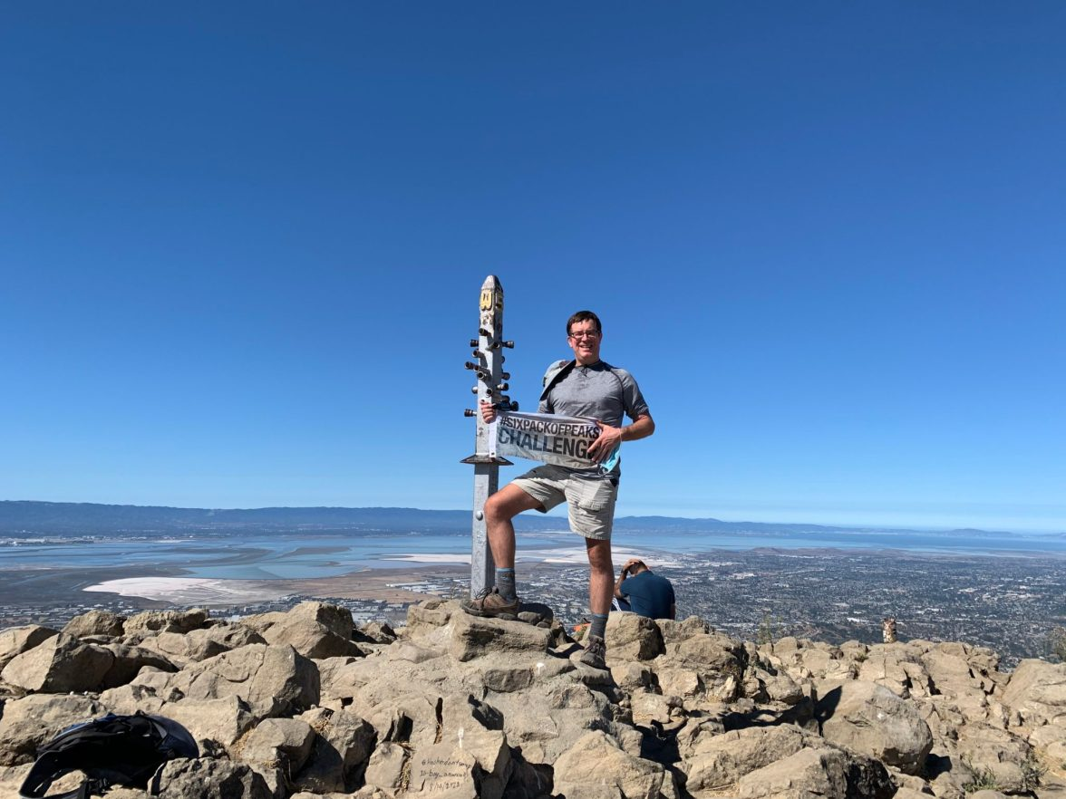 Ambassador Karl Doll on Mission Peak