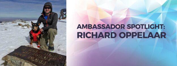 Ambassador Spotlight - Richard Oppelaar